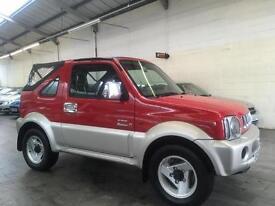 2005 Suzuki Jimny 1.3 O2 3dr