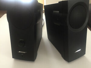 Bose Computer/Media Speakers