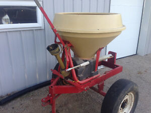 Like new Vicon spreader