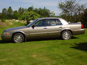2003 Mercury Grand Marquis Sedan
