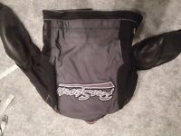 Hein Gerike goretex pro sport motorcycle textile jacket - medium