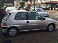 £600 ONO Peugeot 106 QUICKSILVER limited edition 1.4