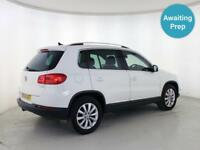 2014 VOLKSWAGEN TIGUAN 2.0 TDi BlueMotion Tech Match 5dr [2WD] SUV 5 Seats