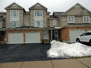 KITCHENER WEST-NO MONTHLY FEE TOWNHOME
