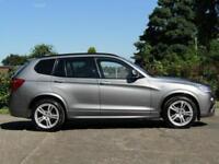 2012 BMW X3 3.0 30d M Sport xDrive 5dr