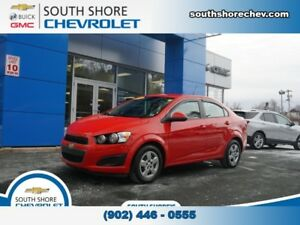 2015 CHEVROLET SONIC LS - Fuel Efficient - Cheap Maintenance - R