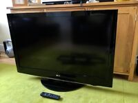 "LG 43"" 1080p HD ready, Flat screen tv."