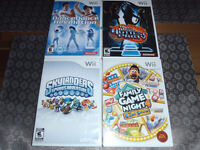 NINTENDO WII GAMES FOR SALE!!