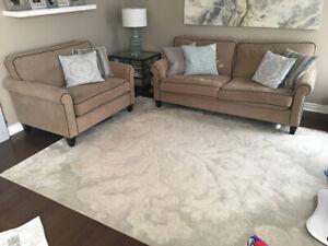 La-Z-Boy Sofa & Chair & A Half - Like New