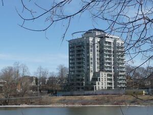 Full Grand River View! / MLS 30558563 / 506-170 Water St N Cambridge Kitchener Area image 9