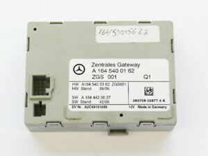 Mercedes ML R 2005-2012 OEM Genuine Control Unit 1645406745