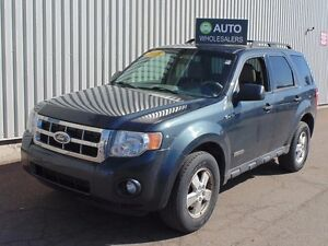 2008 Ford Escape XLT THIS WHOLESALE SUV WILL BE SOLD AS TRADE...