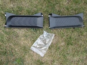 DODGE RAM 1500 TOW HOOK COVERS WITH BOLTS