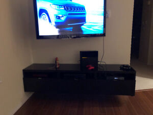TV and Media wall unit for sale