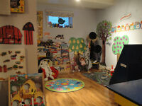Daycare space availble for September