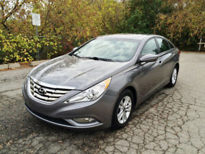 2012 Hyundai Sonata GLS Sunroof Bluetooth Heated Seats Certified