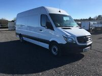 Mercedes Sprinter 313 CDI LWB (white) 2015