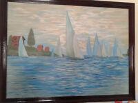 oil painting,peinture a l'huile