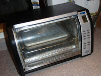 Countertop convection oven / petit four /toaster oven