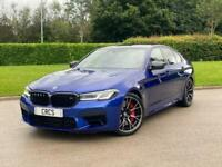 2021 BMW M5 4.4 M5 COMPETITION 4d 617 BHP Saloon Petrol Automatic