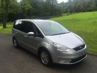 2008 FORD GALAXY GHIA 2.0 DIESEL FOR SALE!! 71000 MILES!! 7 SEATER!! FINANCE AVAILABLE