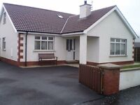 Holiday house to rent