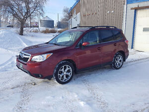 2015 Subaru Forester i Limited w/Tech Pkg SUV, Crossover