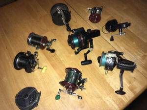 ANY Interest in salt water reels?