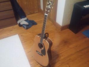 Guitare acoustique Yamaha