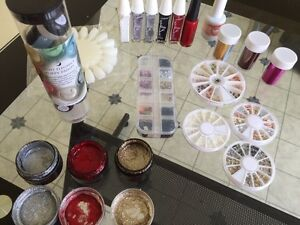 Professional nail stuff for sale