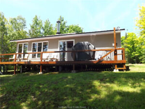 MLS # 2077172-Boat access cottage on Agnew Lake, McKerrow, On.
