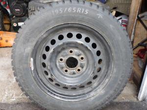 pneus a vendre