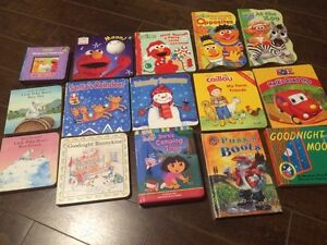 Lot of 15 Various Kids Board Books - Great condition!