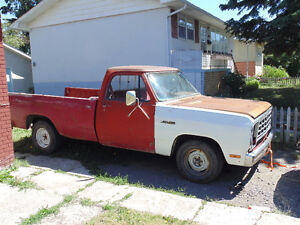 1982 Dodge Other Pickups Pickup Truck