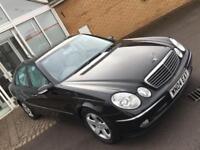 Mercedes-Benz E320 3.2TD auto 2004MY CDI Avantgarde