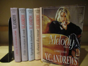 Livres Virginia C Andrews