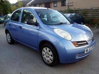 Nissan Micra 1.2 16v S 5dr 2003 (53 Reg), Hatchback-FULL YEAR TEST