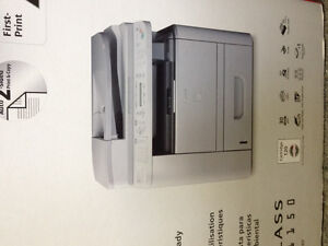 Heavy Duty Canon Black Laserjet D1150 All-In-One.