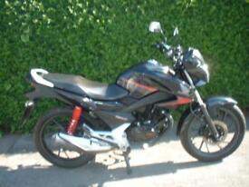 Honda GLR125 1WH (CBF125) MOTORCYCLE