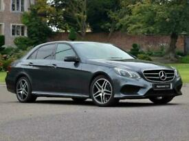 image for 2015 Mercedes-Benz E CLASS DIESEL SALOON E220 BlueTEC AMG Night Edition 4dr 7G-T