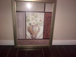 Beautiful Large Vase Print