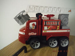 CAILLOU FIRE TRUCK London Ontario image 3