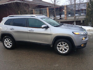2014 Jeep Cherokee North SUV, Crossover