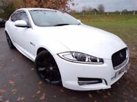2012 Jaguar XF 3.0d V6 S Portfolio 4dr Auto New Shape! Parking Pack! 4 door ...