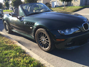 2001 BMW Z3 3.0i Coupe (2 door)