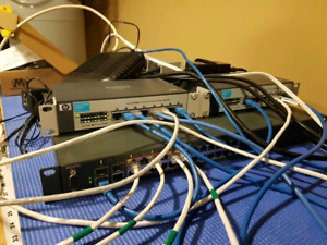 Network Switches $200