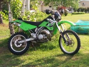 KDX 220 Enduro Weapon