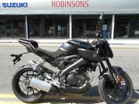 Yamaha MT125 All Colours available
