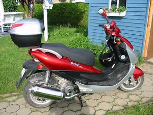 Aubainne Scooter
