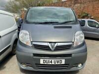 2014 Vauxhall Vivaro 2.0 CDTi Sportive 2900 Panel Van 4dr (LWB, EU5) Panel Van D